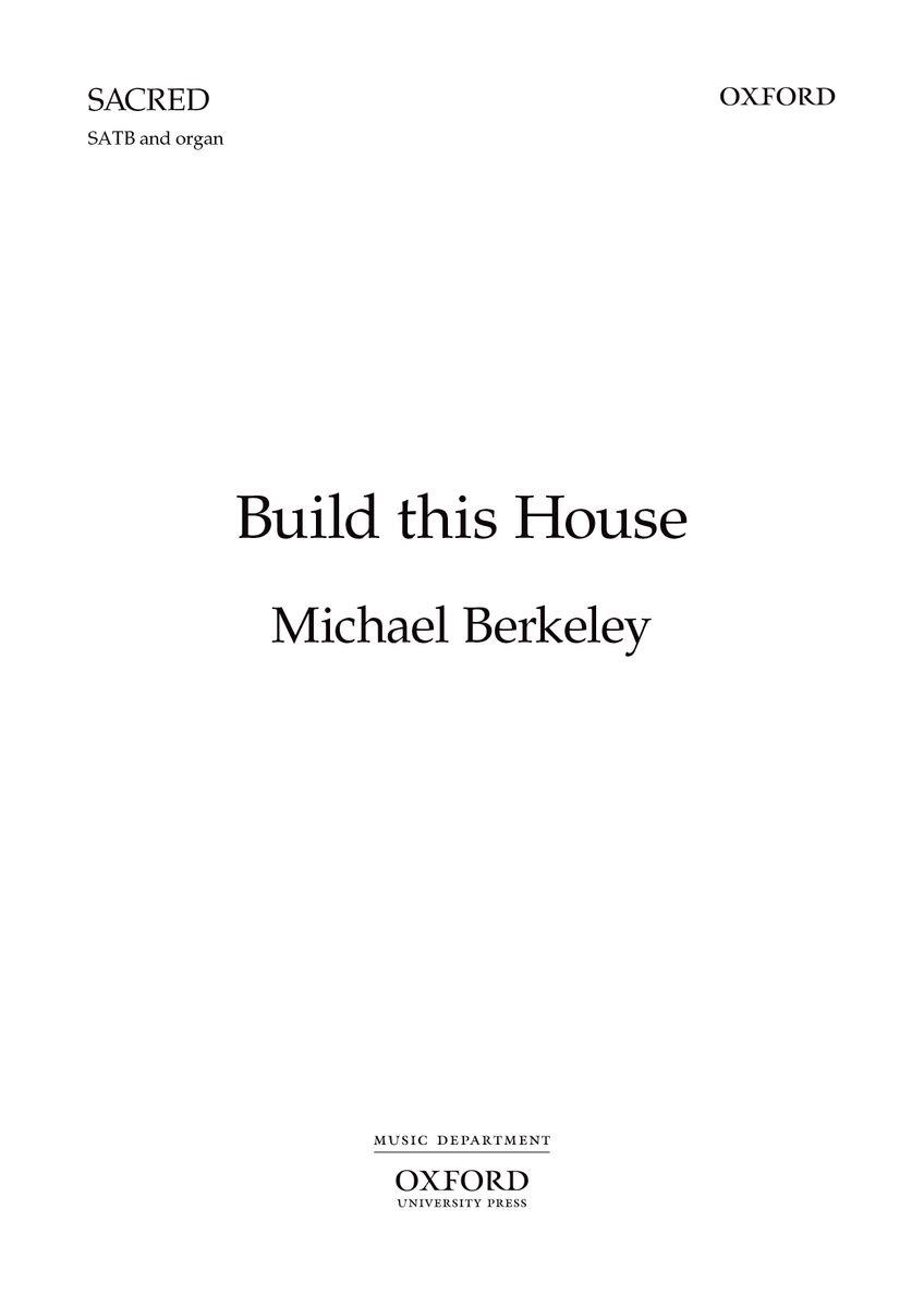 Build this House