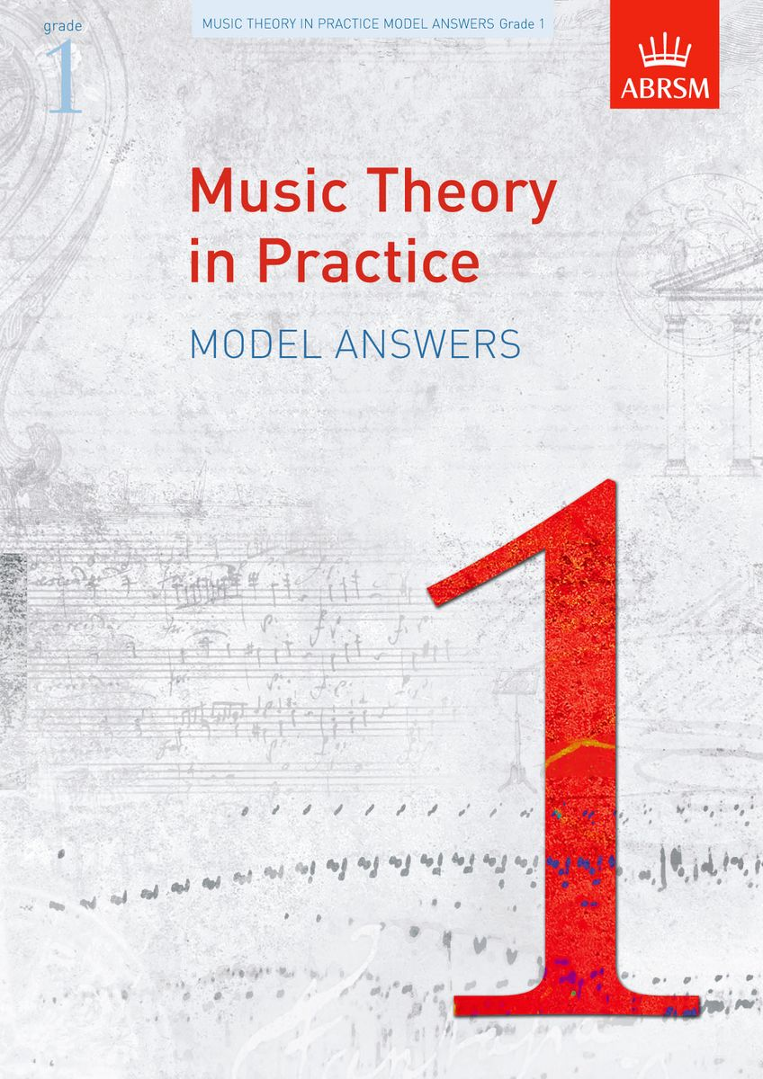 Music Theory in Practice Answers Grade 1