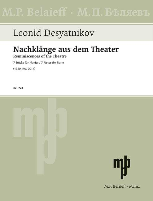 Reminiscences of the Theatre