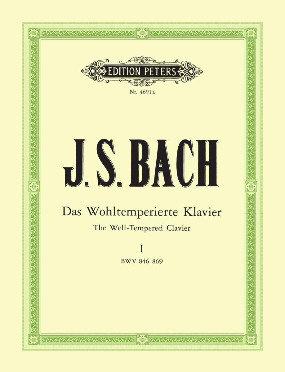 The Well-Tempered Clavier Part 1 BWV 846-869