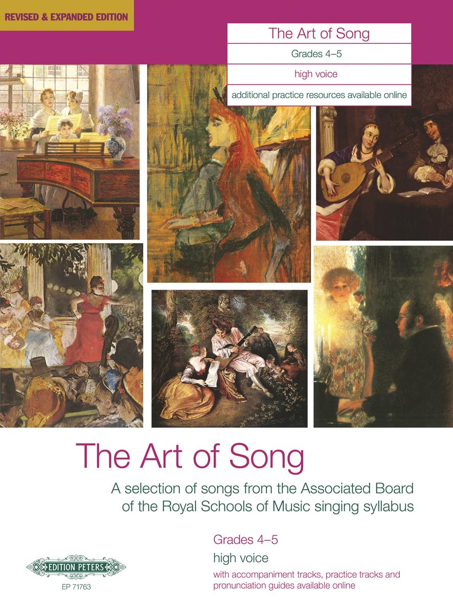 The Art of Song (Revised Edition) Grades 4-5