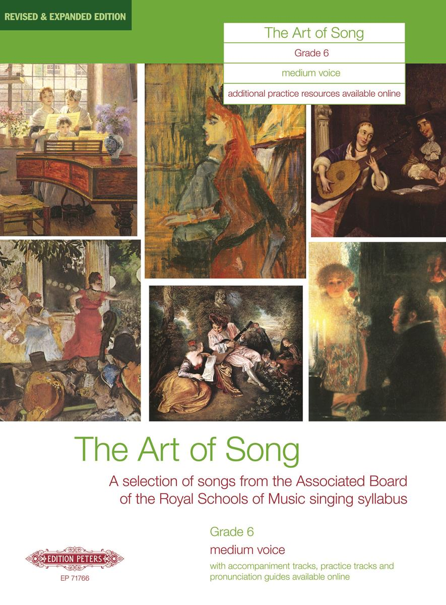 The Art of Song (Revised Edition) Grade 6