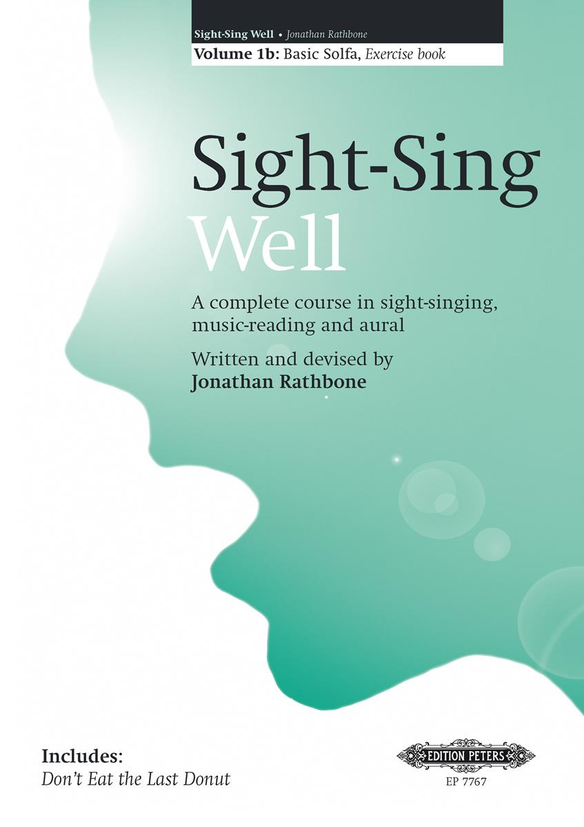 Sight-Sing Well: Exercise Book