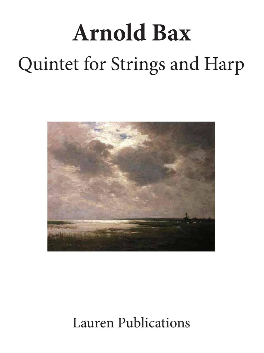 Quintet for Strings and Harp