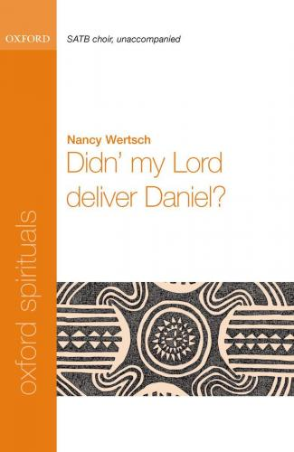 Didn\' my Lord deliver Daniel?