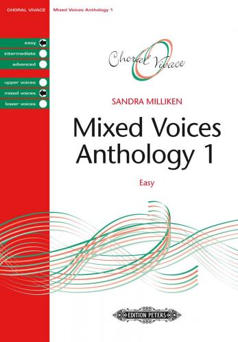 Choral Vivace Mixed Voices Anthology 1