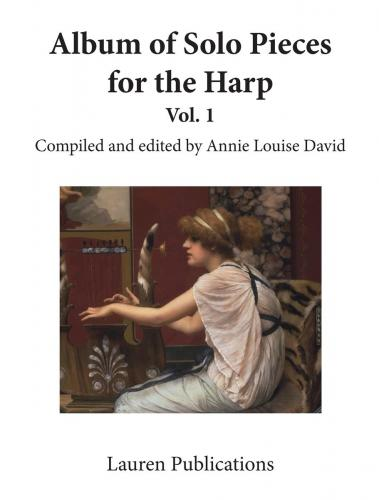 Album of Solo Pieces for the Harp Vol. 1