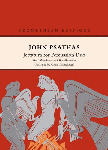 Jettatura for Percussion Duo