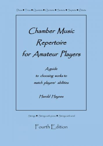 Chamber Music Repertoire for Amateur Players
