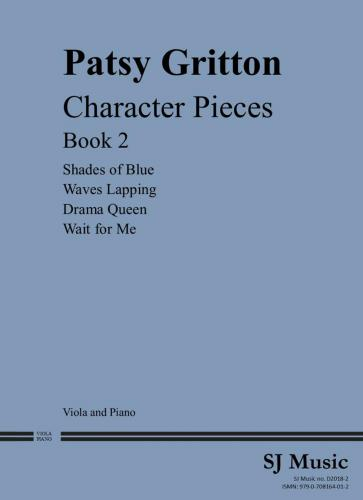 Character Pieces Book 2