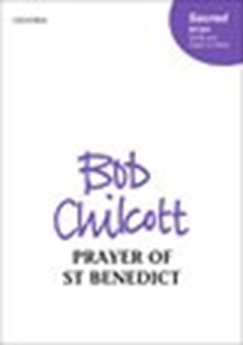 Prayer of St Benedict