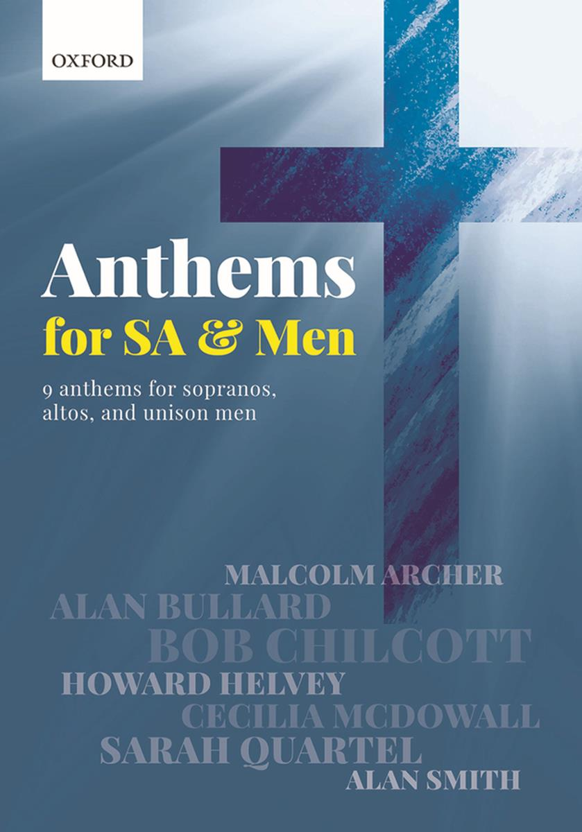 Anthems for SA and Men
