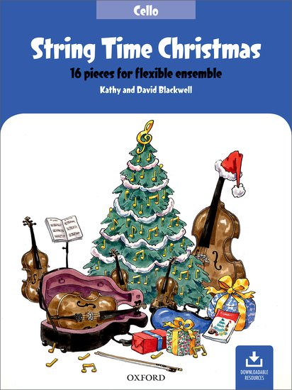 String Time Christmas