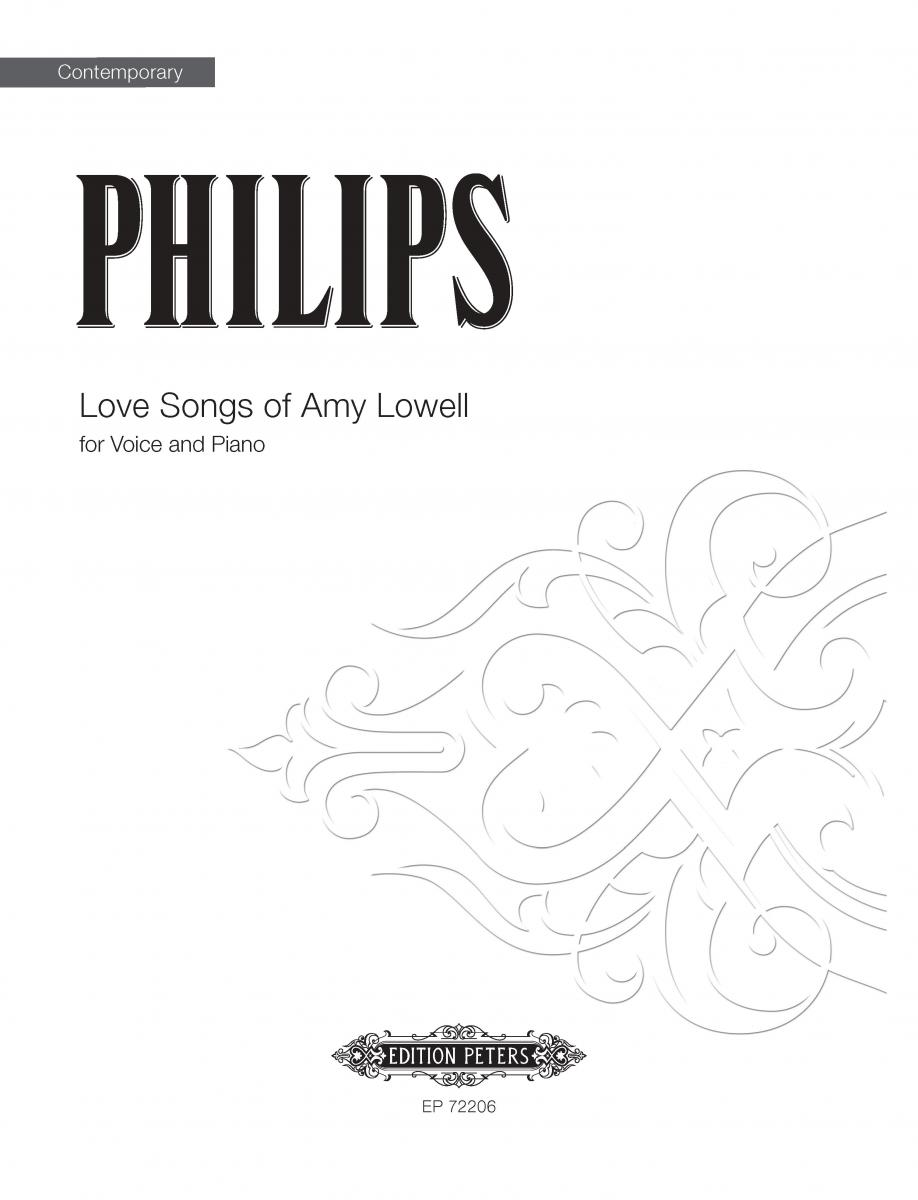 Love Songs of Amy Lowell