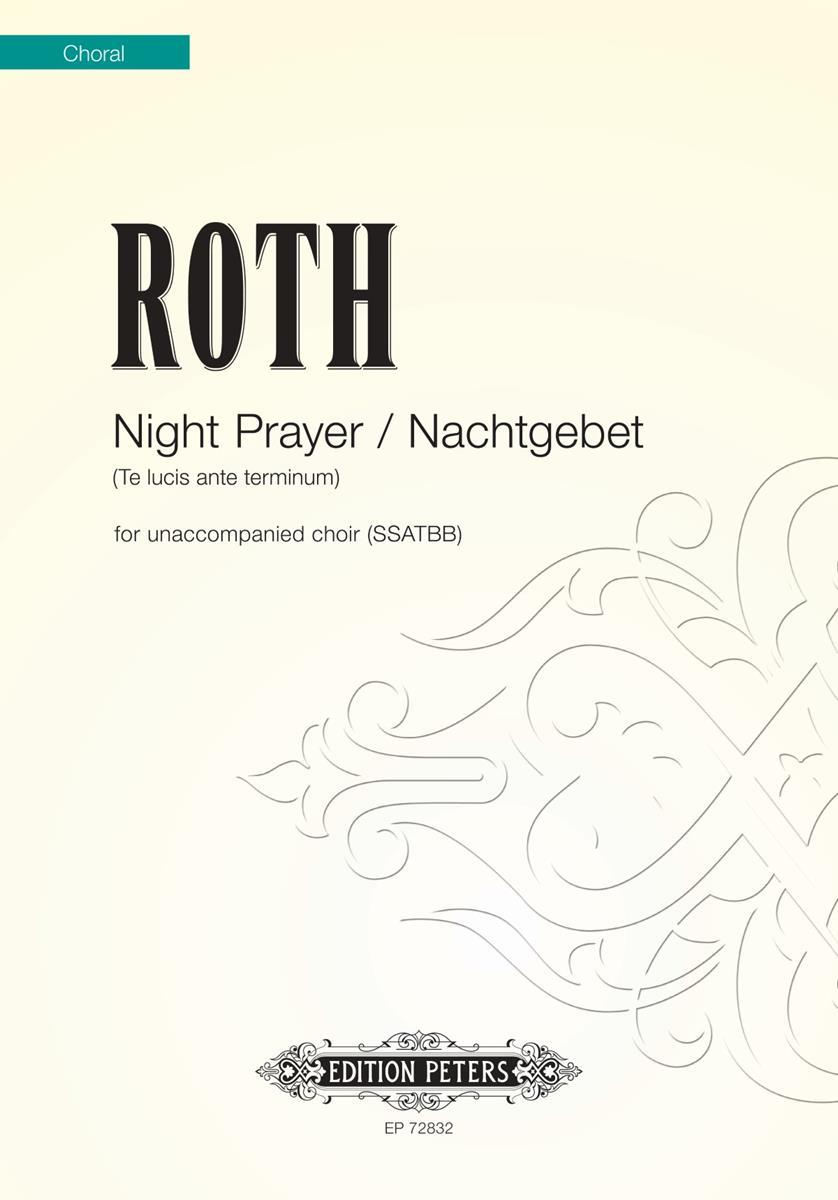 Night Prayer / Nachtgebet