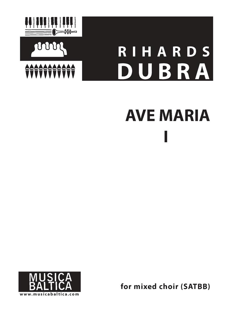 Ave Maria I in E Major