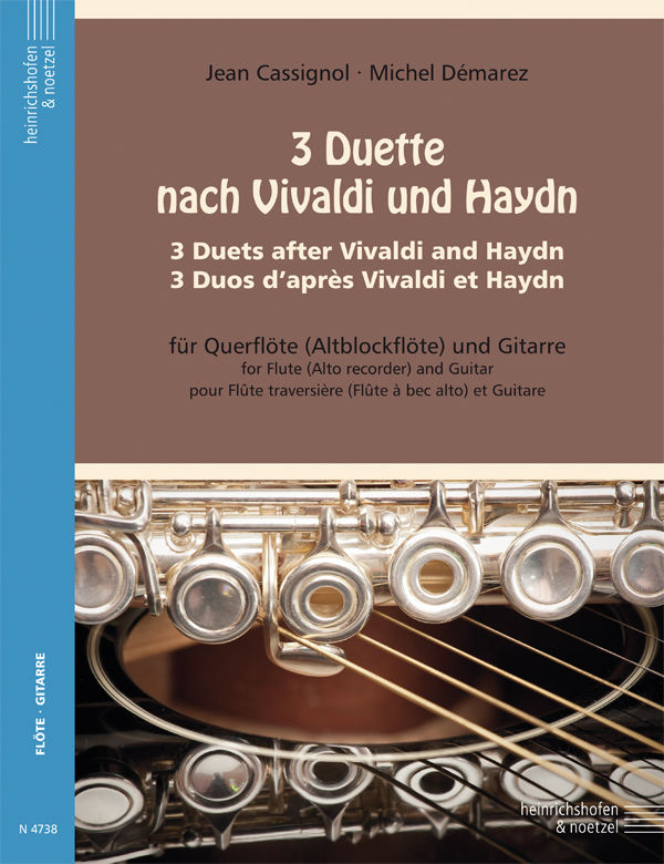 3 Duets after Vivaldi and Haydn