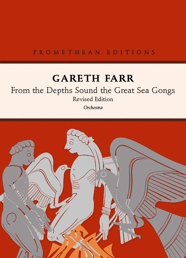 From the Depths Sound the Great Sea Gongs
