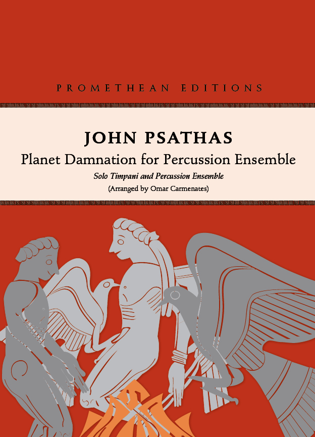 Planet Damnation for Percussion Ensemble