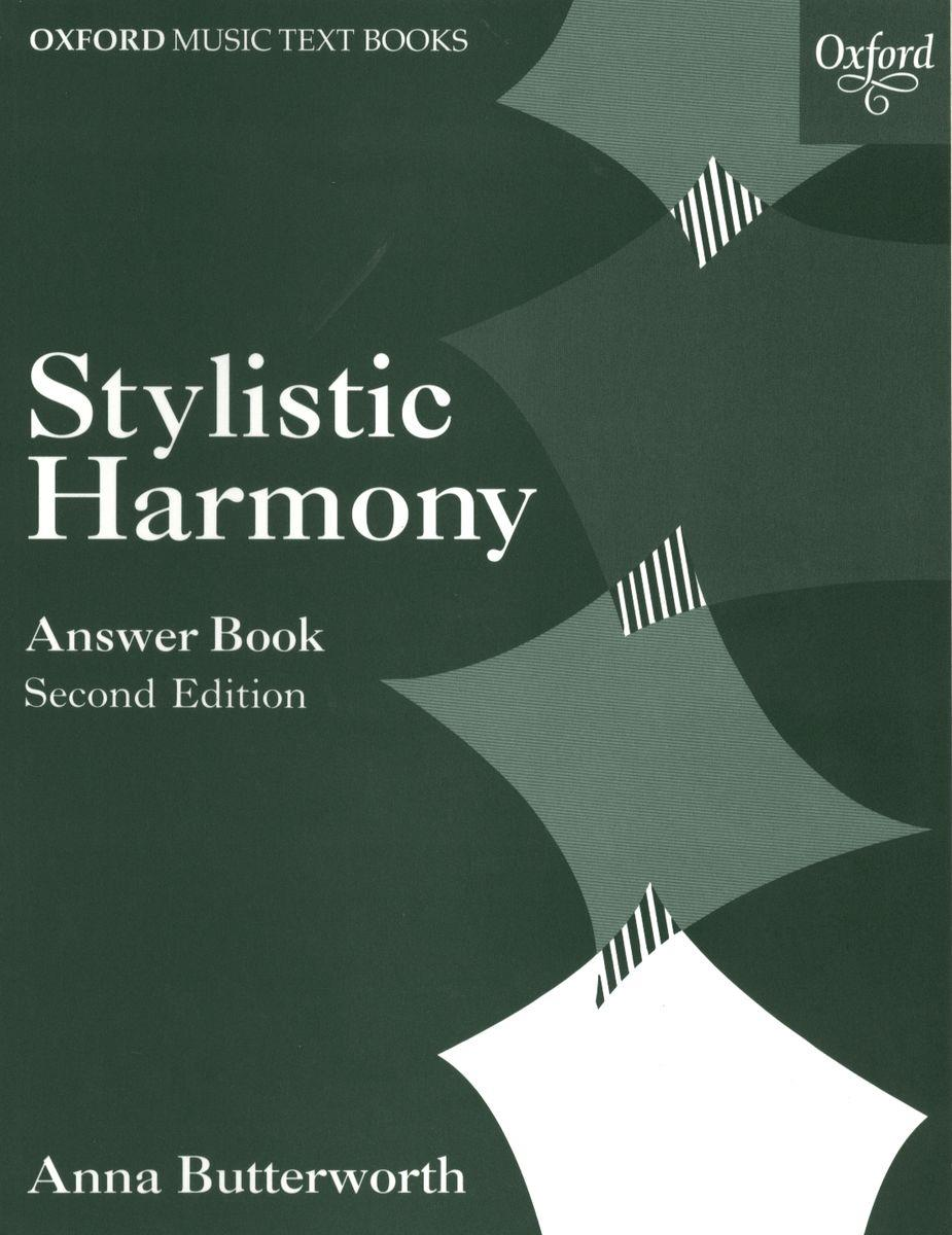 Stylistic Harmony Answer Book