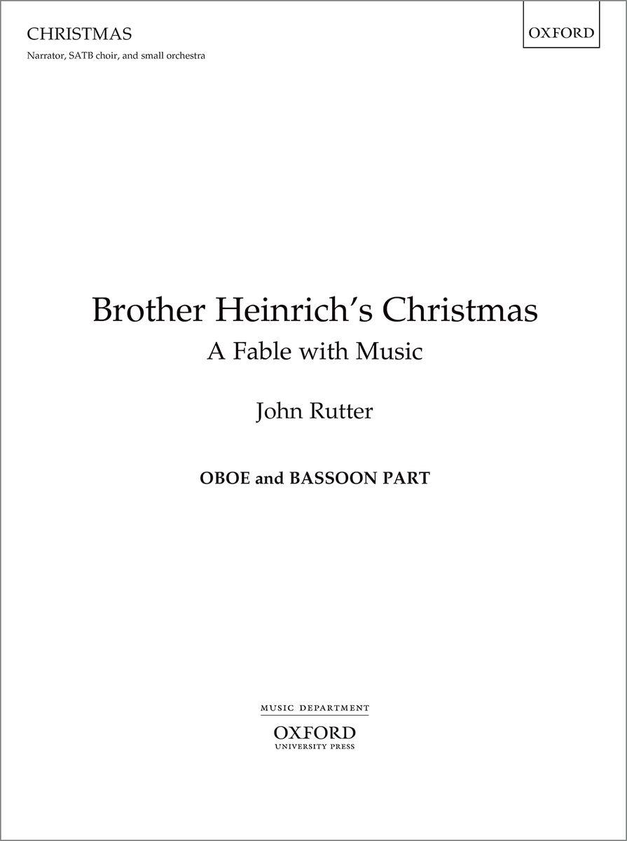 Brother Heinrich\'s Christmas