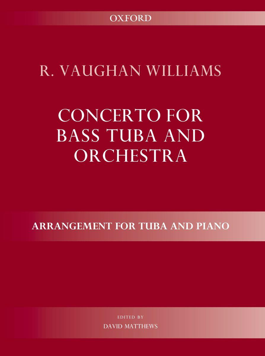 Concerto for bass tuba and orchestra
