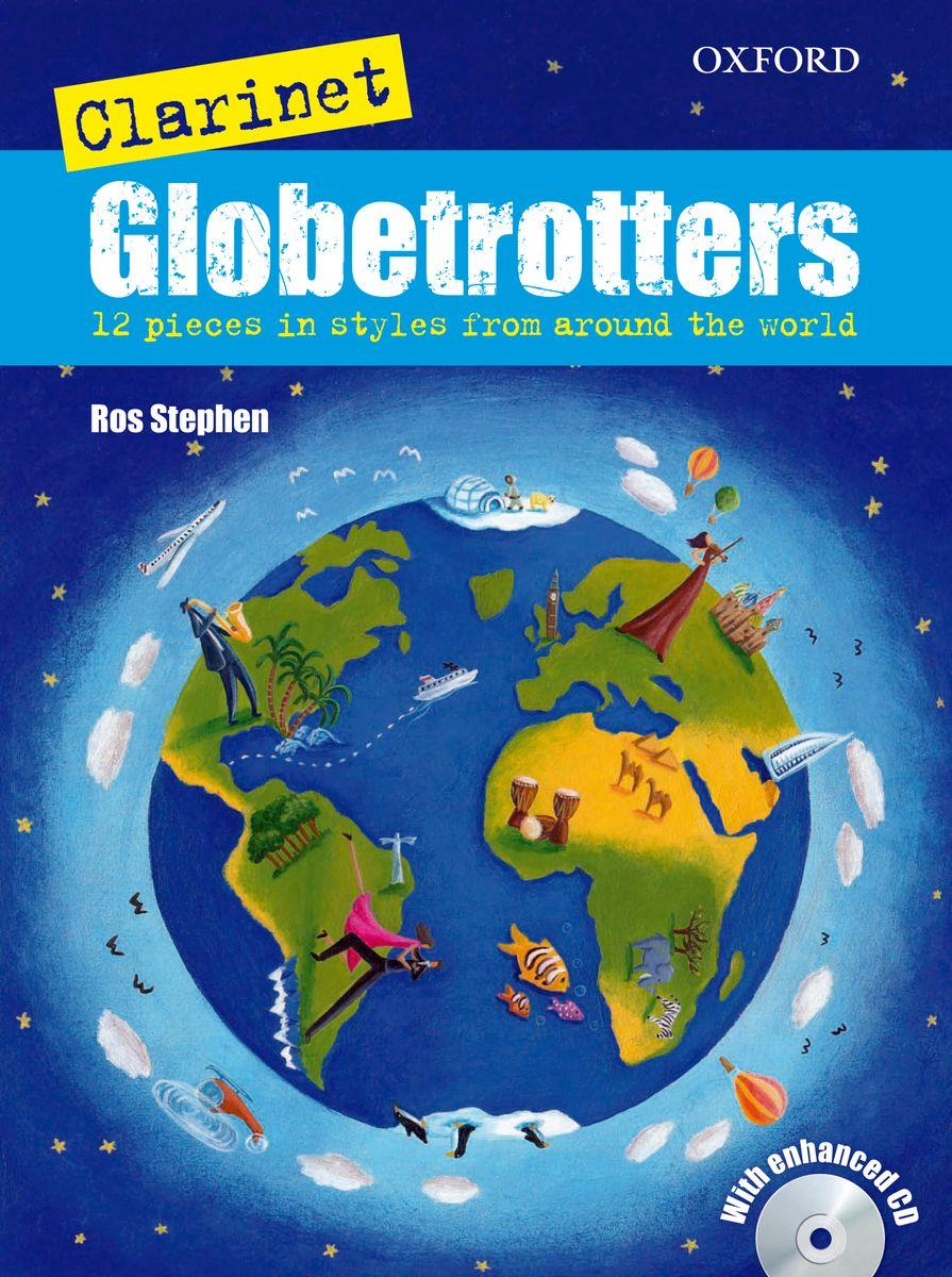Clarinet Globetrotters + CD