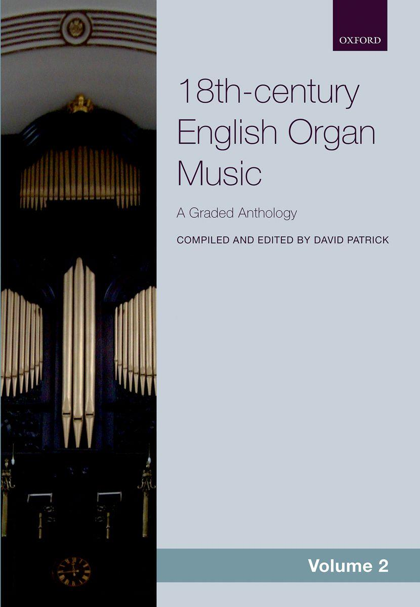 18th-century English Organ Music, Volume 2