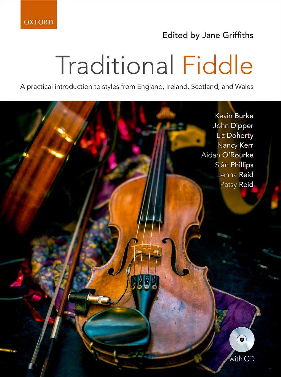 Traditional Fiddle + CD