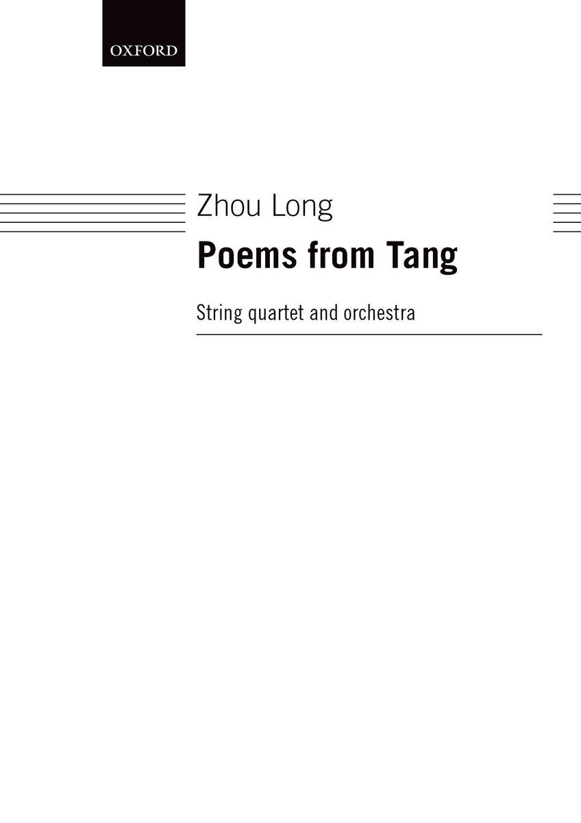 Poems from Tang