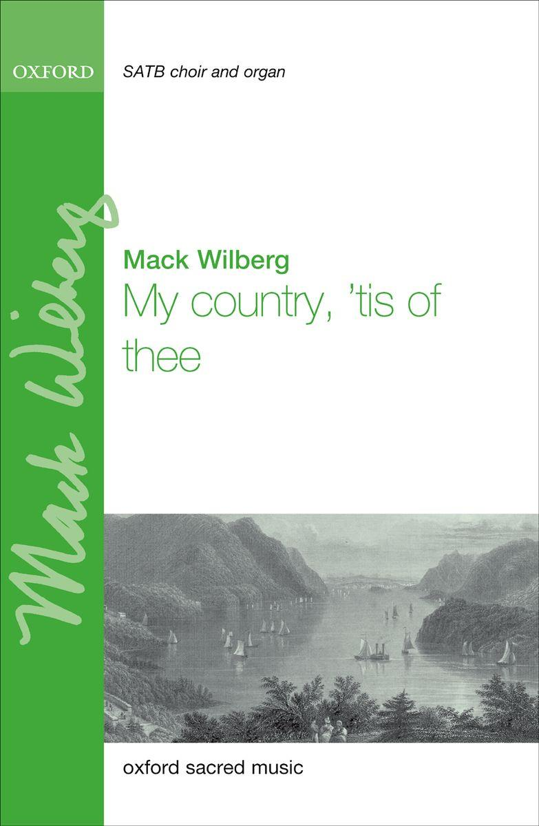 My country, \'tis of thee