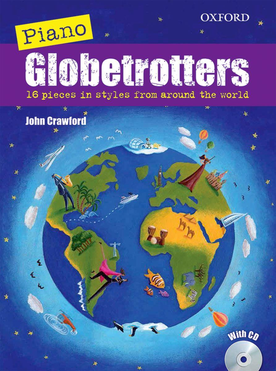 Piano Globetrotters + CD