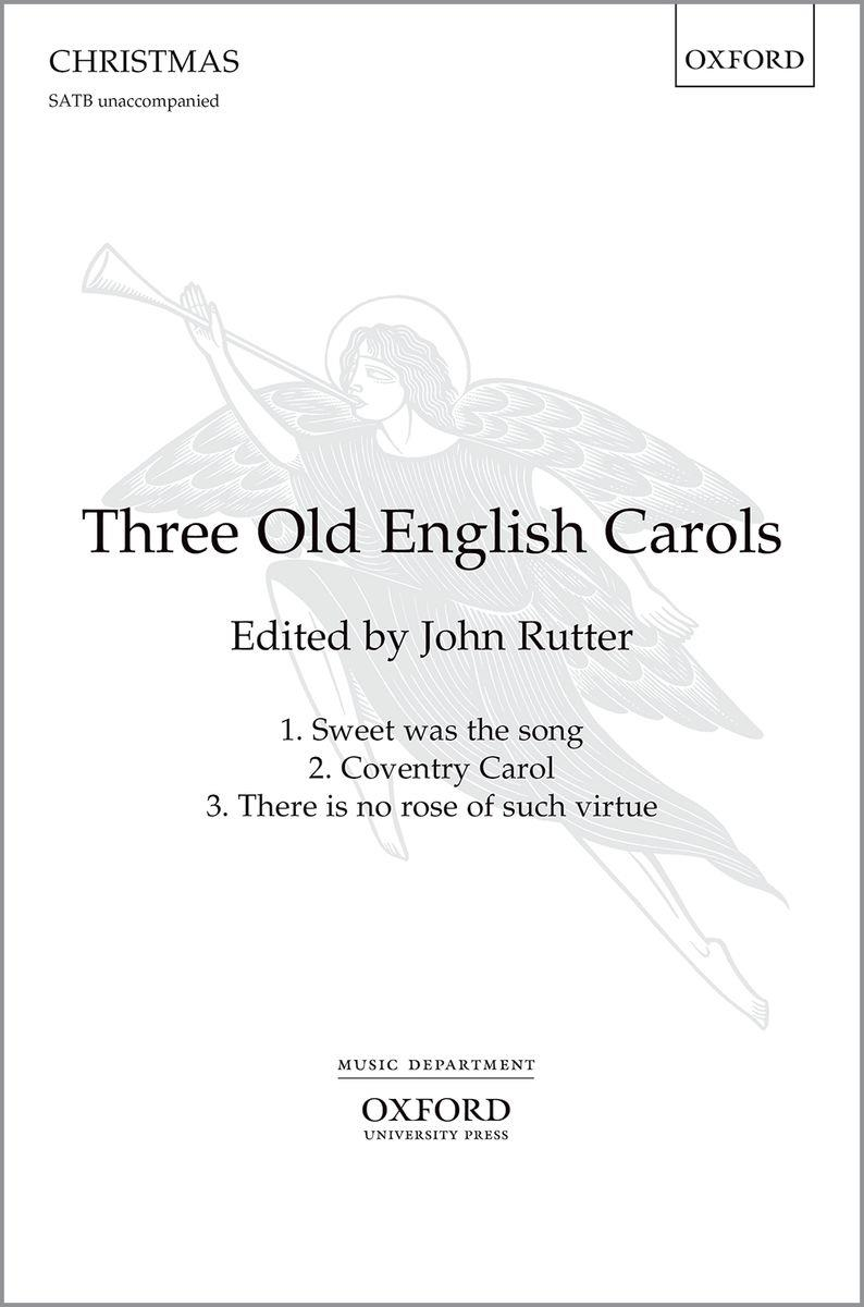 Three Old English Carols