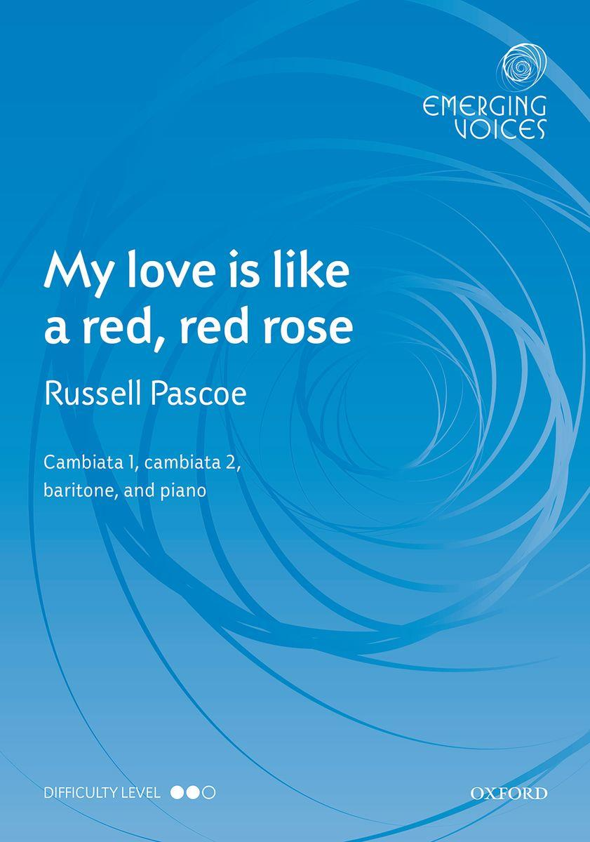 My love is like a red, red rose