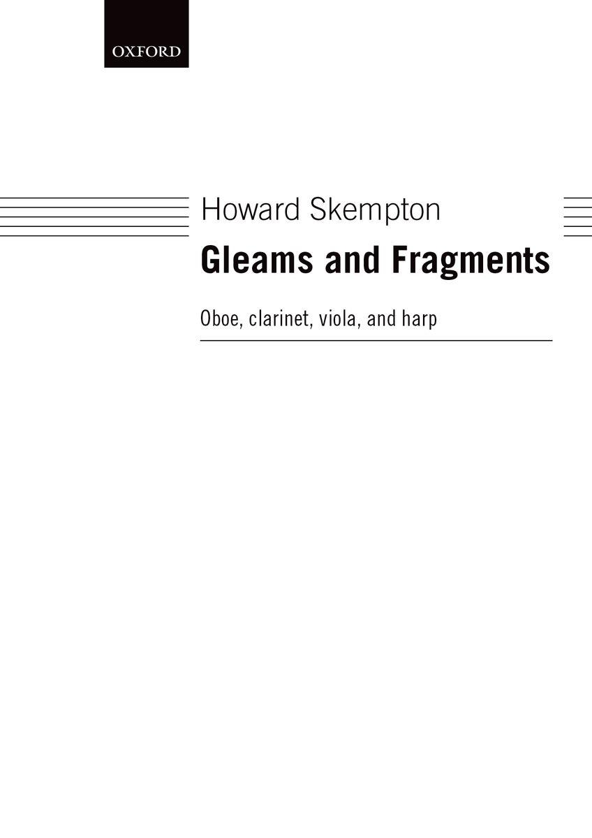 Gleams and Fragments