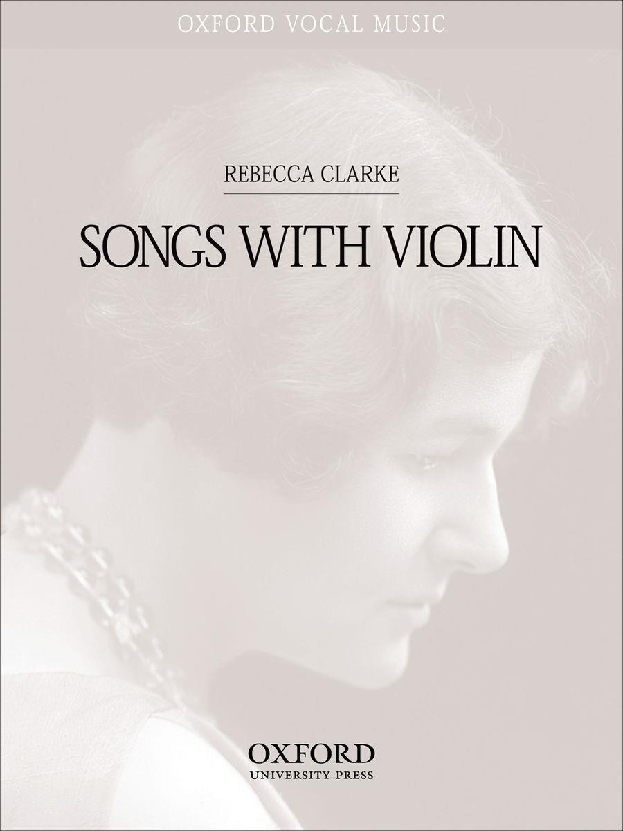 Songs with violin | Edition Peters USA