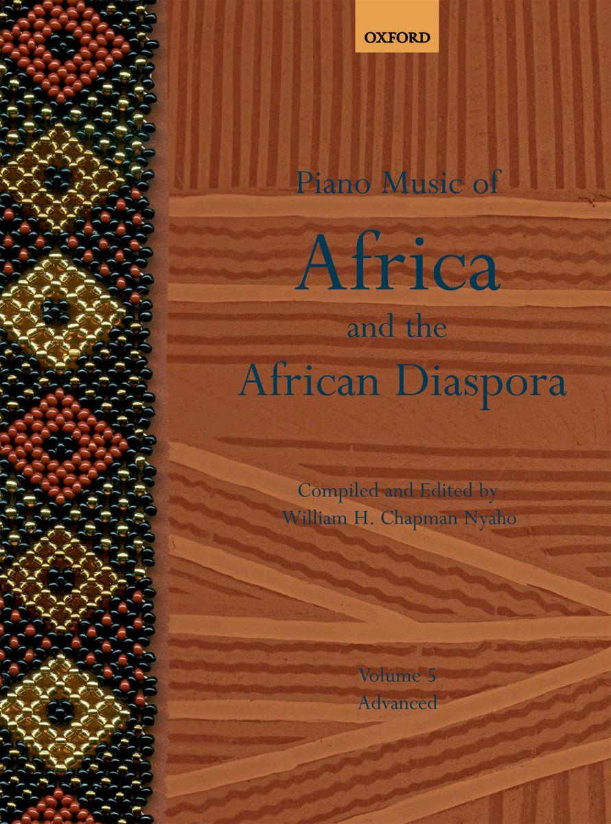 Piano Music of Africa and the African Diaspora Volume 5