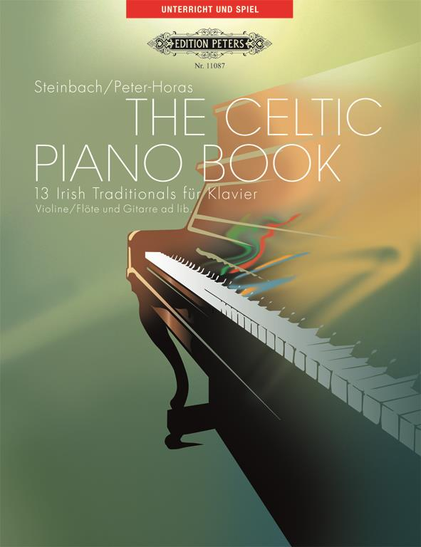 The Celtic Piano Book: 13 Irish Songs