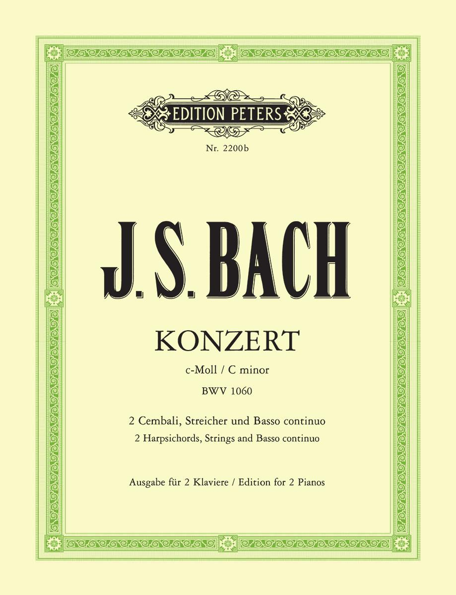 Double Concerto in C minor BWV 1060