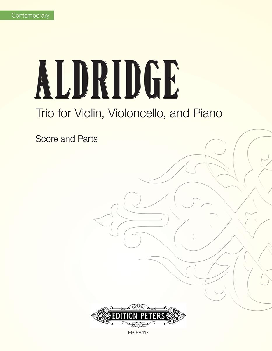 Trio for Violin, Violoncello, and Piano