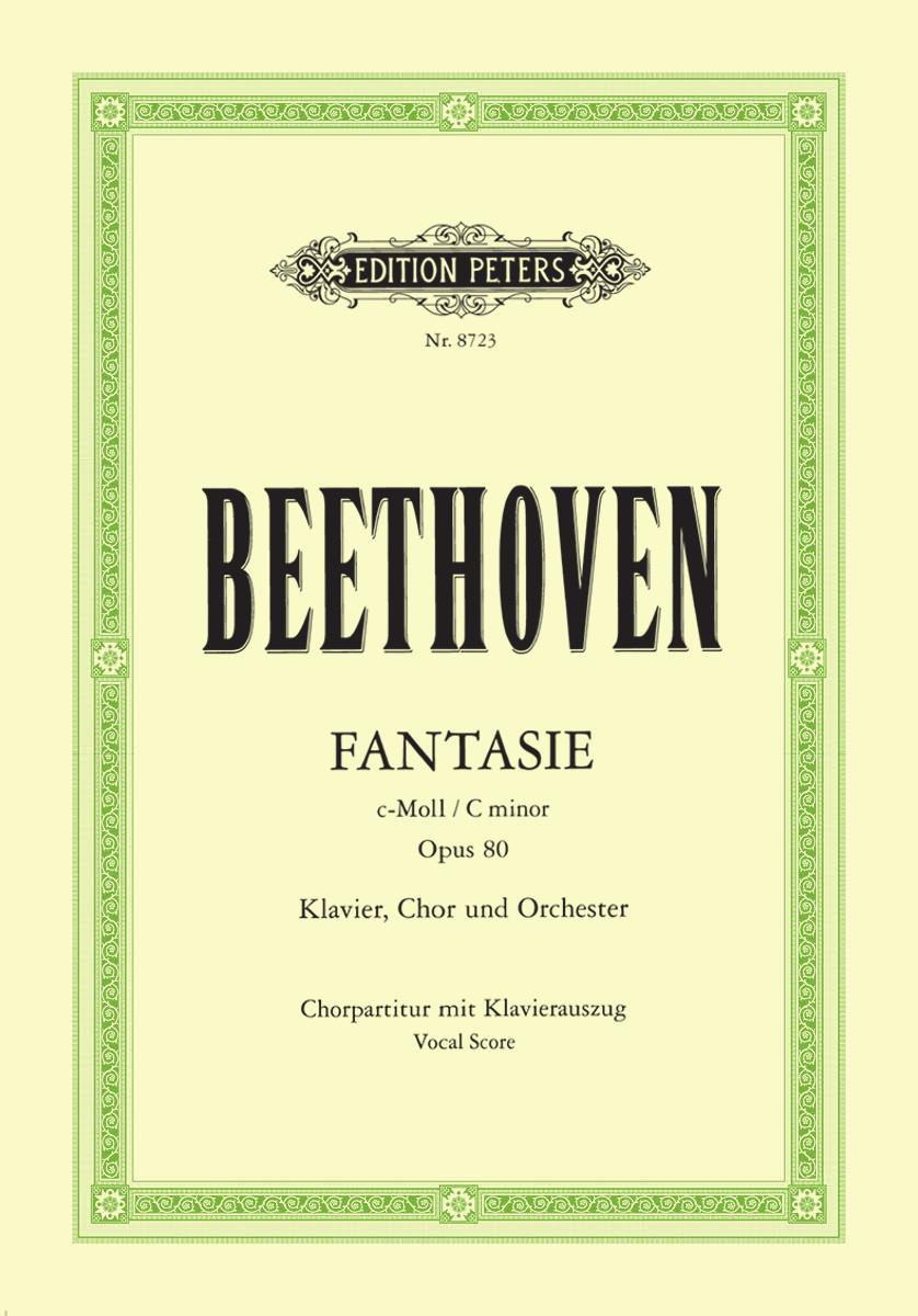 Fantasie in C minor Op. 80