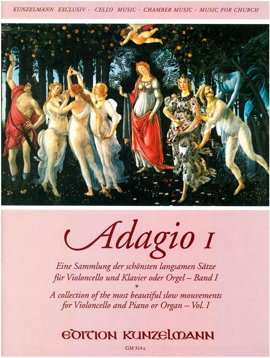 Adagio I (The Most Beautiful Slow Movements) Vol  1