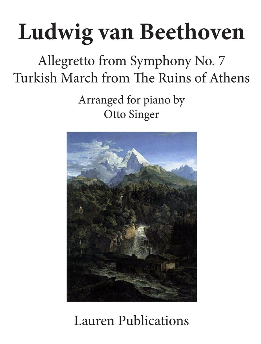 Allegretto from Symphony No. 7 / Turkish March from the Ruins of Athens