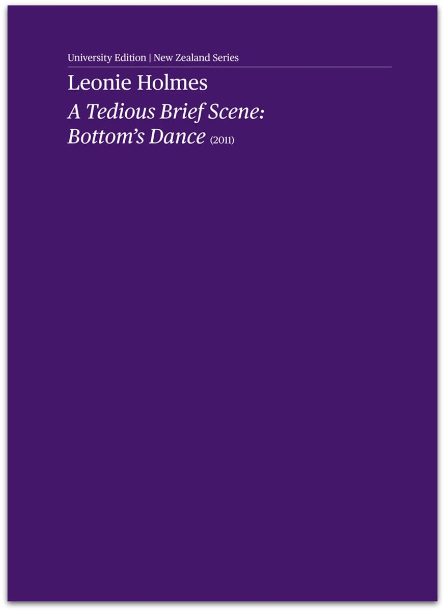 A Tedious Brief Scene: Bottom\'s Dance