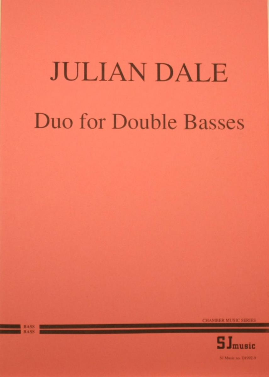 Duet for Two Double Basses
