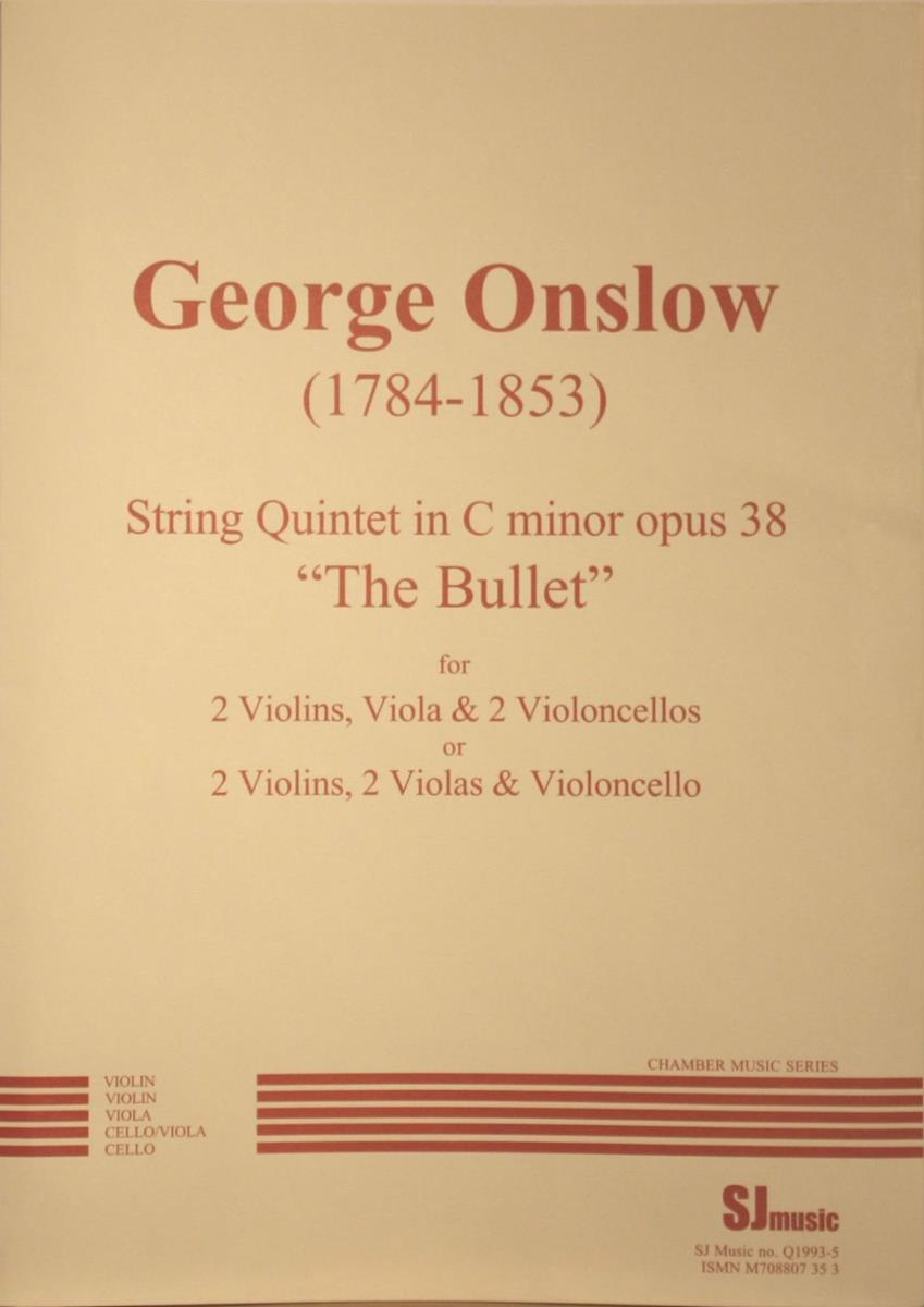 String Quintet in C Minor, Opus 38