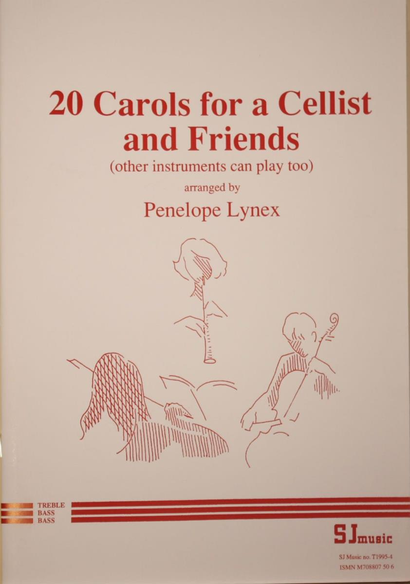 20 Carols for a Cellist and Friends