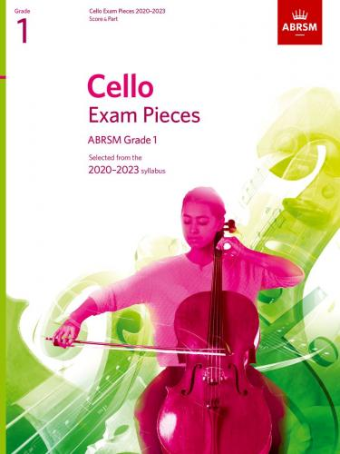 Cello Exam Pieces 2020-2023 Grade 1