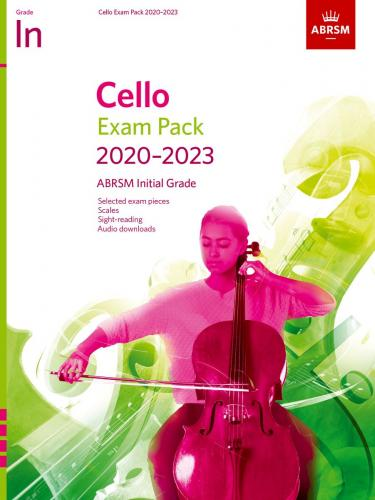 Cello Exam Pack 2020-2023 Initial Grade
