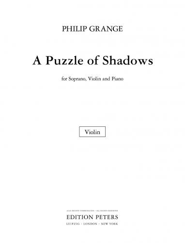 A Puzzle of Shadows